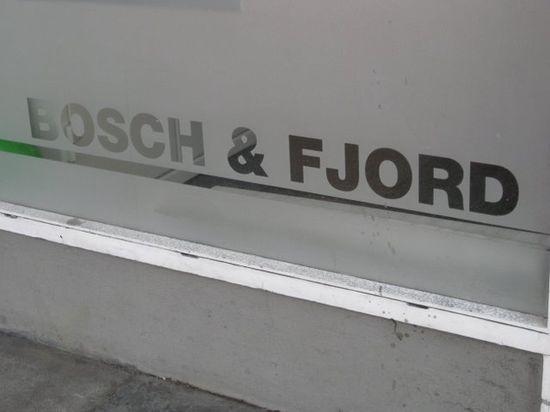 Bosch & Fjord Logo