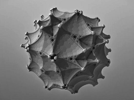 Fractal Sculpture 1