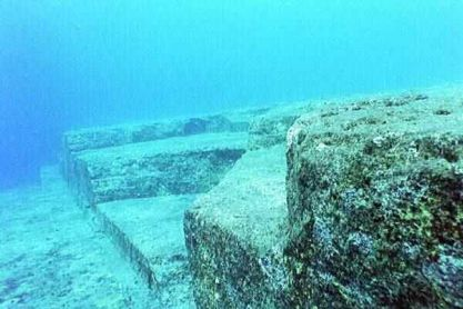 Ancient pyramids found underwater near Okinawa, Japan have been dated to 10000 to 8000 BCE