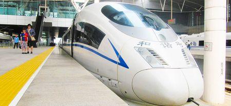 Japanese High-Speed train