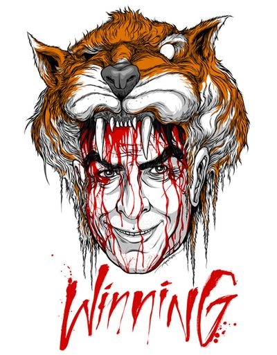 Charlie Sheen Tiger Blood and Winning