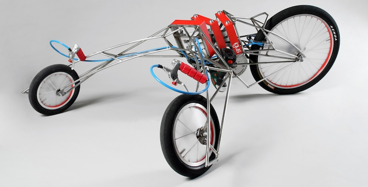 Excentricity Death Mobile Bike 2