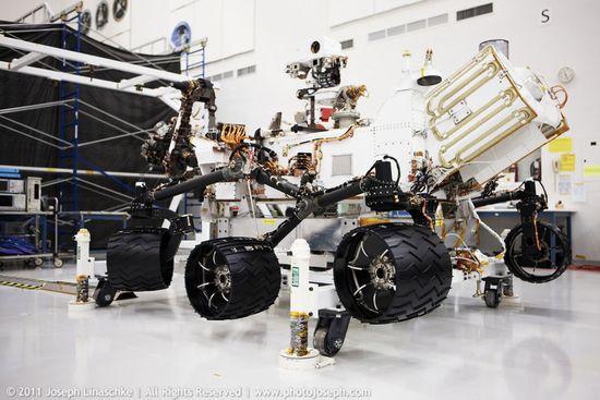 NASA Mars Curiosity Rover 6