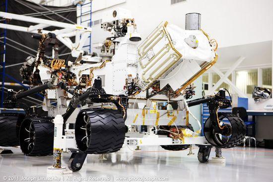 NASA Mars Curiosity Rover 16