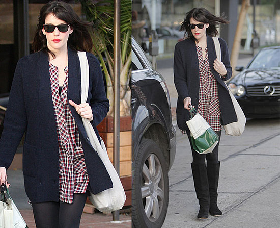Liv Tyler also shops at Forever 21