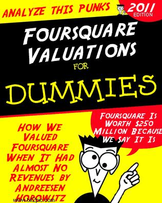Foursquare for Dummies