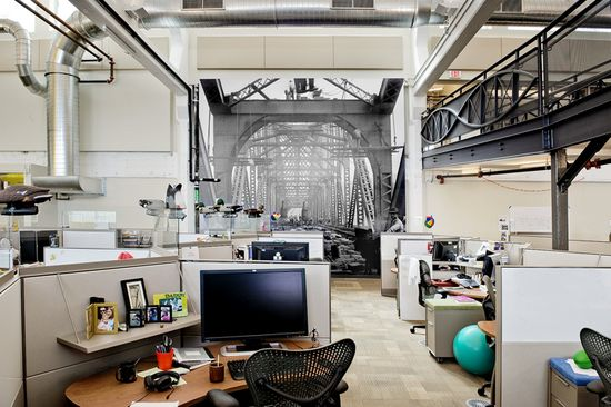 Google Not-Evil Office in Pittsburgh 6