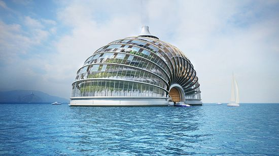 The Ark Floating Hotel 1