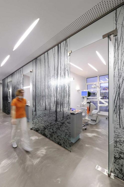 Dental INN Patient Rooms