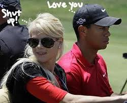 Tiger and his ex-wife, if only he could've known about this stuff