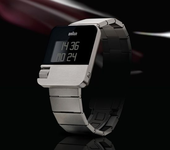 Braun watch desiged by Zeon 2