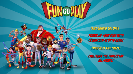 FunGoPlay homepage