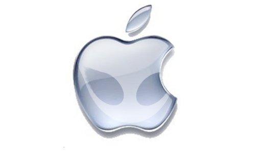 Apple-alien