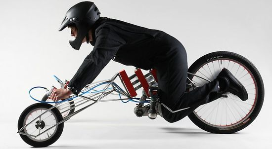 Excentricity Death Mobile Bike 1