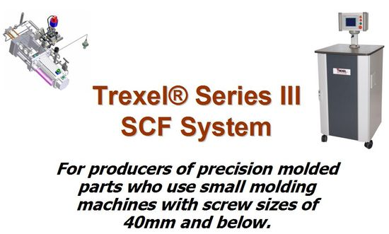 Trexel Series III SCF System