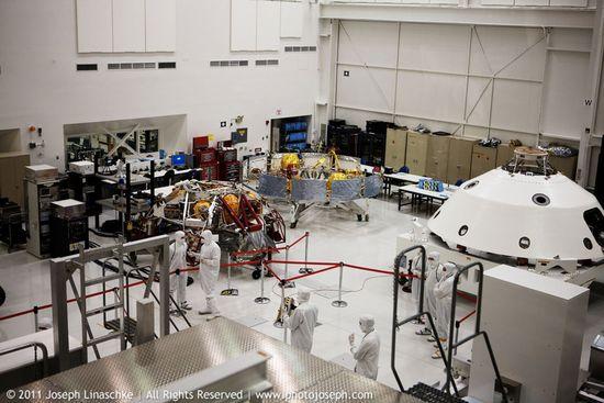 NASA Mars Curiosity Rover 5