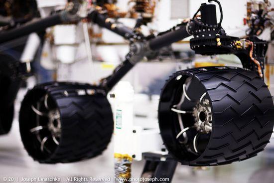 NASA Mars Curiosity Rover 18