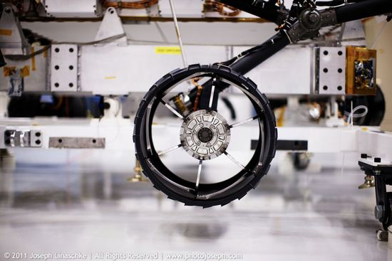 NASA Mars Curiosity Rover 20