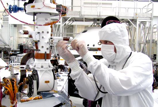 Scientist-Working