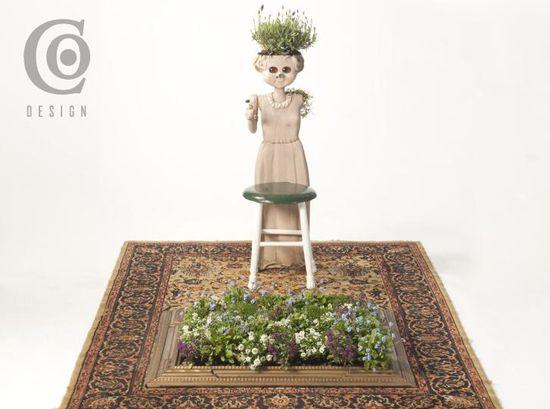 Plant Furniture 3