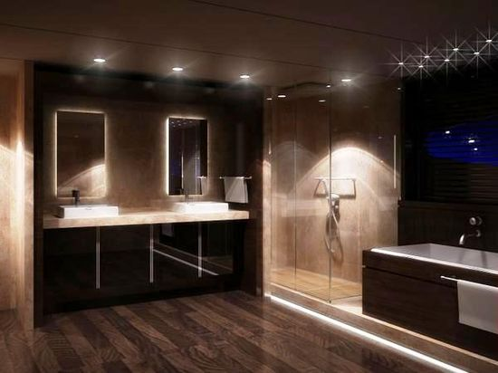 Motor Yacht Egeria interior 5