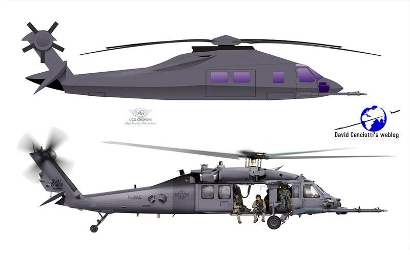 U.S. Navy's super-secret stealth helicopter (above) is similar to the Army's Comanche helicopter (below), is designed to avoid detection by radar and can carry 11 passengers