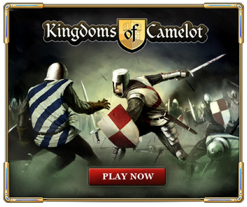 Kabam's 'Kingdoms of Camelot' game