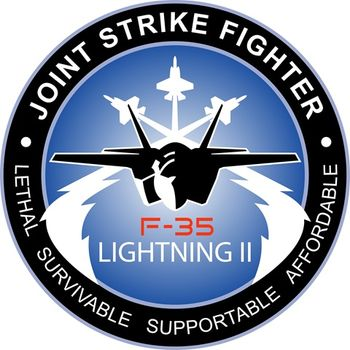 Lockheed Martin F-35 Lightning II Joint Strike Fighter