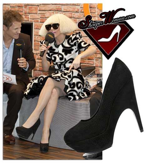Designer Of Lady Gaga Shoes