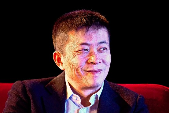 Sina CEO Charles Chao, shown in April, has led the company's transformation from an online portal focused on news and blogging to China's most talked-about social-media company