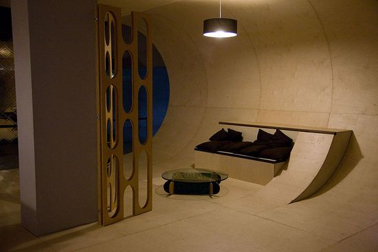 PAS Skateboard House 8