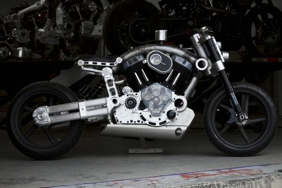 Confederate Motorcycles X132 Hellcat 8