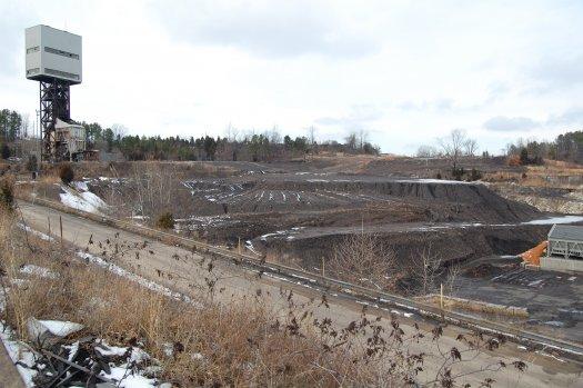 Pea Ridge iron mine near Sullivan, Mo contains an estimated 600,000 metric tons of high-grade rare earth metals