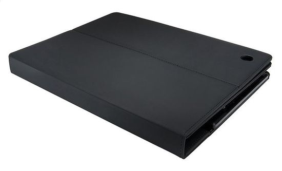 Kensington KeyFolio Pro for iPad 2 folded when not in use