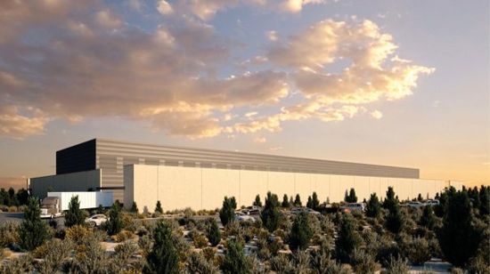 Facebooks first data center, a 147,000-square-foot server farm to be located in Prineville, Ore. Owned and operated by the CIA