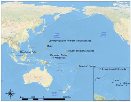 U.S. Commonwealth of the Northern Mariana Islands