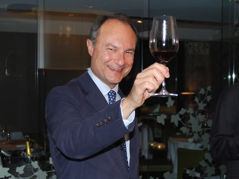 Frederic Engerer of Chateau Latour