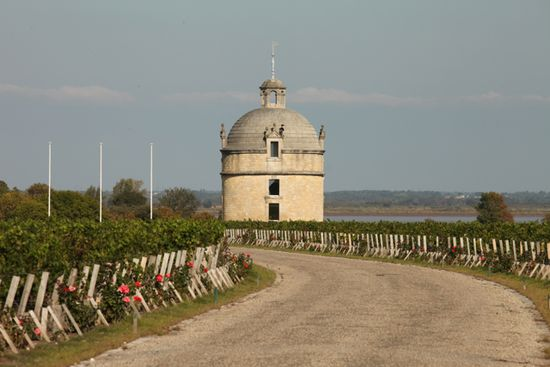 Chateau Latour The Tower
