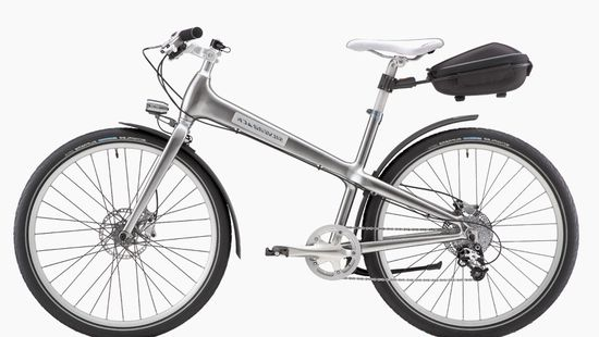 Silverback Starke bicycle