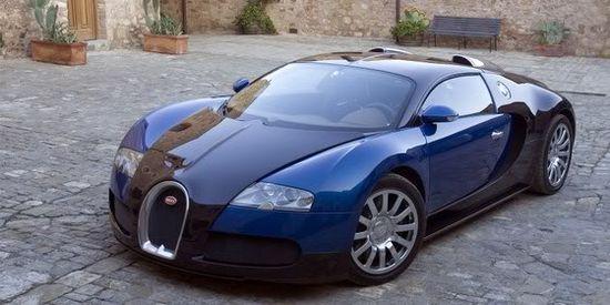 Bugatti Veyron Grand Sport C