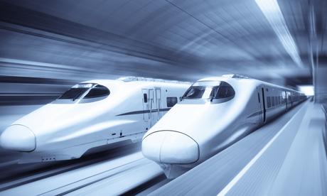China's bullet trains