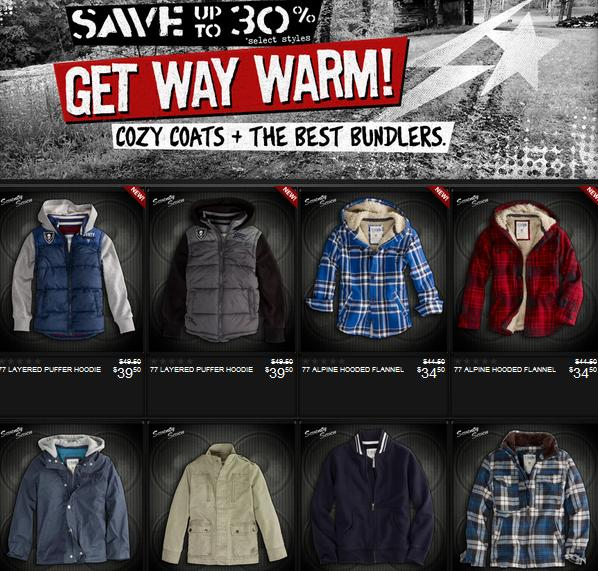 Boys winter outerware for those young boy rugrats