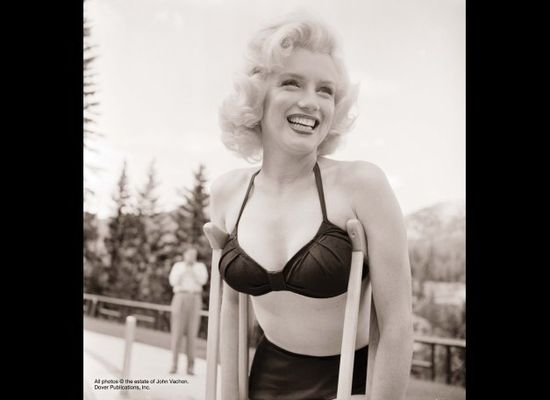 Marilyn Monroe - Lost Look Magazine Photos 1953 g