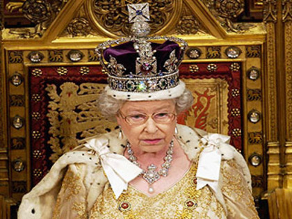 Queen Elizabeth II is a Draco Reptilian, as are all the Royals, with the exception of Princess Diana