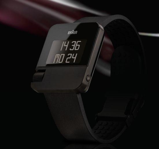 Braun watch desiged by Zeon 1
