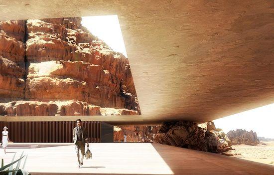 Wadi Rum Resort 2
