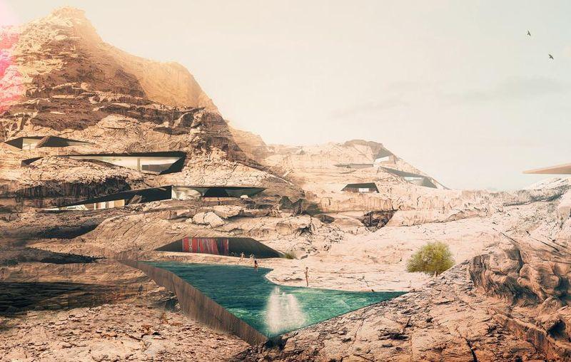 Wadi Rum Resort 8