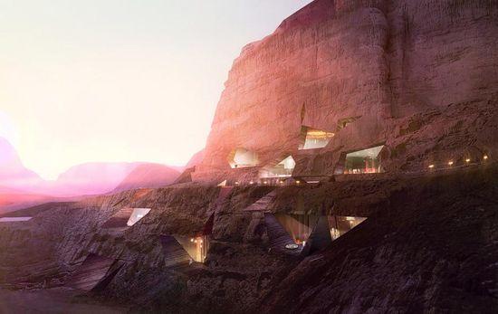 Wadi Rum Resort 9