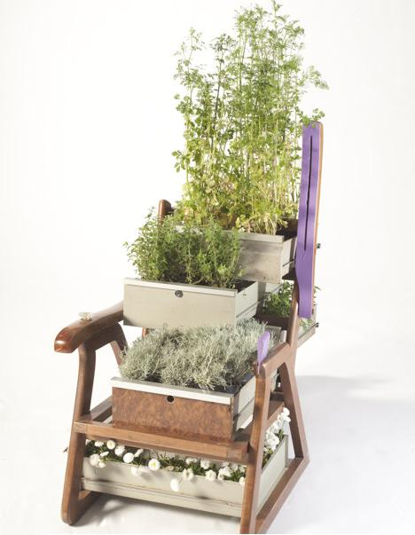 Plant Furniture 2