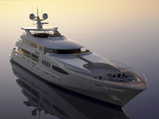Motor Yacht Egeria is a 58m or 190 ft superyacht by Egeria Yachts. Under construction for delivery in August 2011 A
